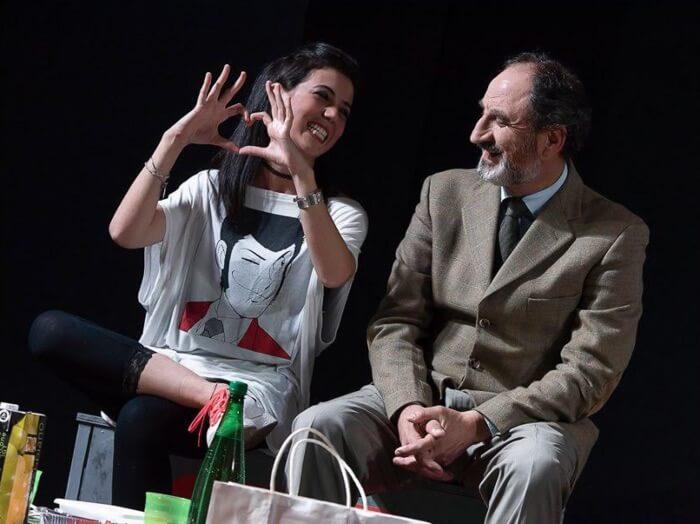 Francesca Mareri CON-DIVISIONE, International Theatre Accademy