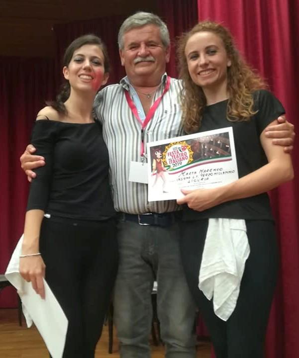 Francesca Mareri Festa Teatro